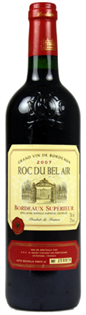 Roc du Bel Air Bordeaux Superieur 2011...